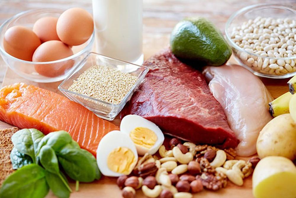 thực phẩm giàu protein trẻ nên ăn