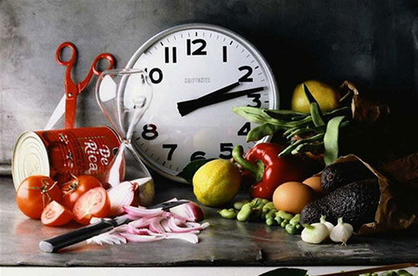 Ăn uống đủ chất và đúng giờ giúp cải thiện chiều cao hiệu quả