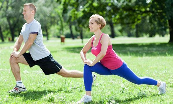 Thường xuyên vận động giúp tăng chiều cao hiệu quả