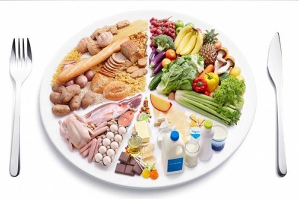 thức ăn tăng chiều cao, thực đơn tăng chiều cao, thức ăn giúp tăng chiều cao