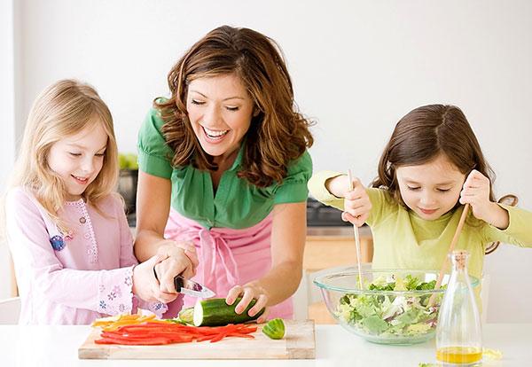 Dinh dưỡng tác động đến 32% quá trình phát triển chiều cao của trẻ