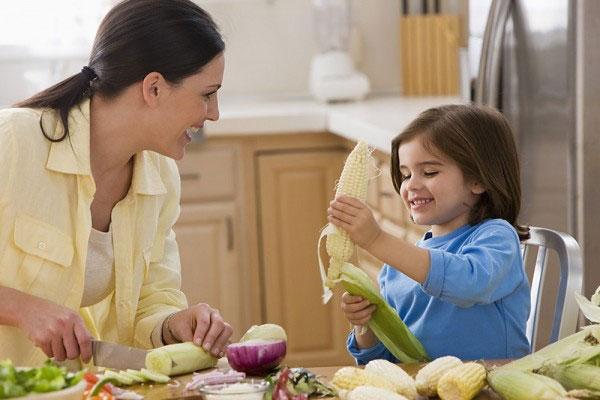 Để con cao lớn khoẻ mạnh, bổ sung dinh dưỡng là điều cần được chú trọng đúng mức