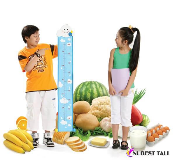 Các thực phẩm bổ sung Canxi cho trẻ