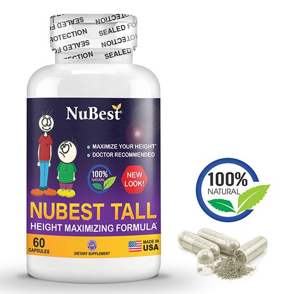 TPBVSK hỗ trợ tăng chiều cao NuBest Tall - Sản xuất tại Mỹ
